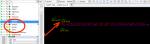 """Export mit Einstellung """"CAD mit Textfeldern"""""""